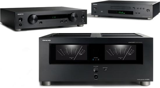 Onkyo Classic Hi-Fi Components