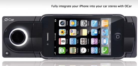 Oxygen Audio O CAR iPhone Car Stereo