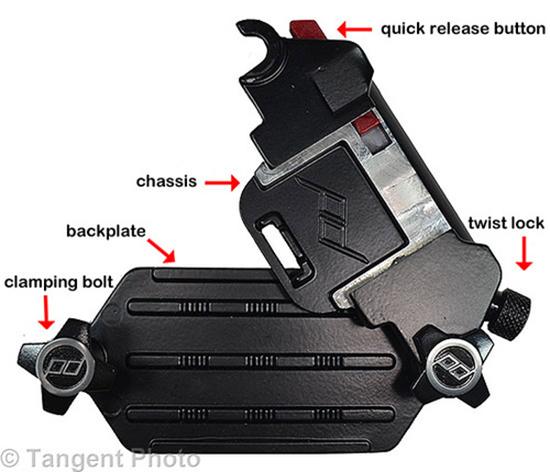 Peak Design Capture Camera Clip System