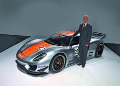 Porsche 918RSR