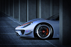 Porsche RSR Hybrid