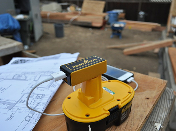 PoweriSite Power Tool USB Charger