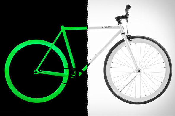 Pure Fix Glow Bike