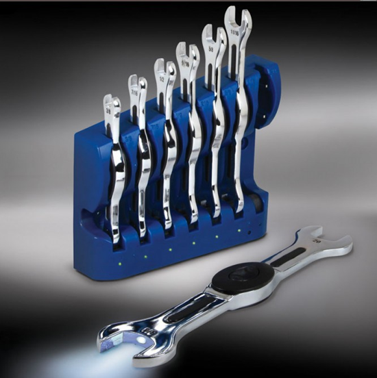 Rechargeable LED Wrenches