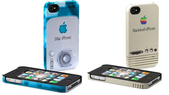 Retro iPhone Case iMac