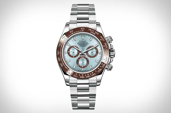 Rolex Oyster Perpetual Cosmograph Daytona Platimum Watch