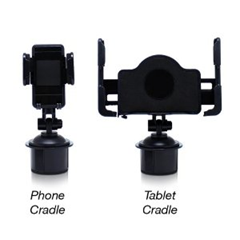 cup holder phone  and tablet mount