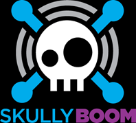 SkullyBoom Logo
