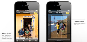 iOS 5 camera app