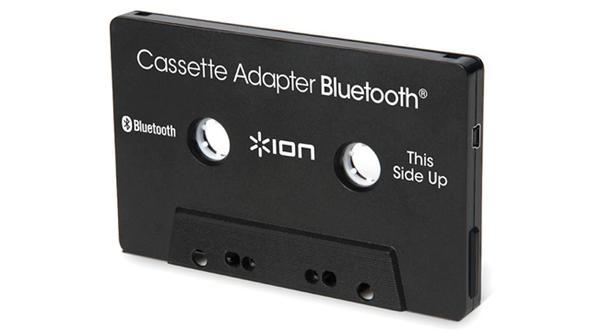 Ion Bluetooth Cassette Tape