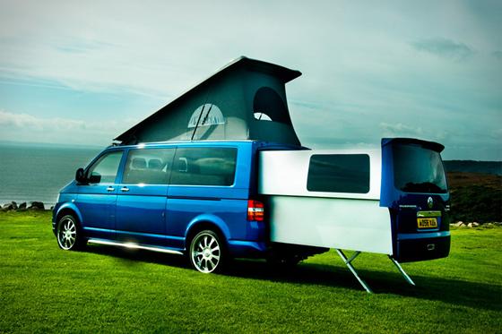VW Doubleback Van