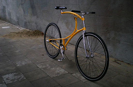 Vanhulsteijn Cyclone Bicycle