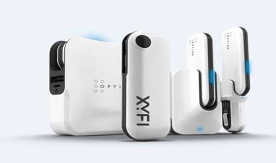 World's Smallest 3G WiFi Portable Hotspot