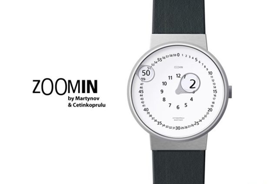 Zoomin Watch