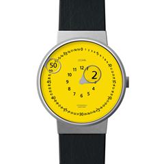 Zoomin Watch Yellow