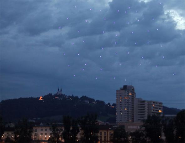 QuadCopter Swarm
