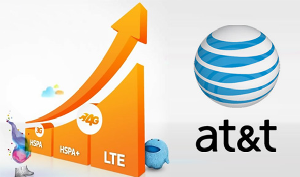 AT&T LTE Rollout