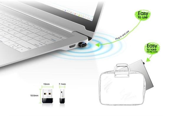 TP-Link Wireless N Nano USB Adapter