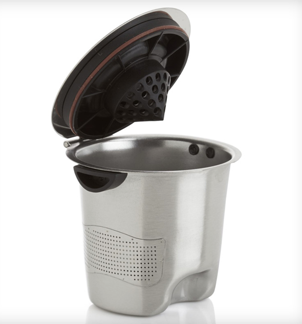 Ekobrew Stainless Steel Refillable Keurig K-Cup