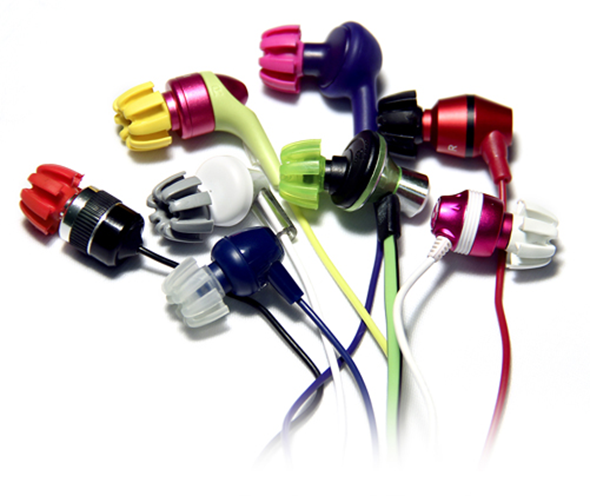 Airbudz earbud attachments