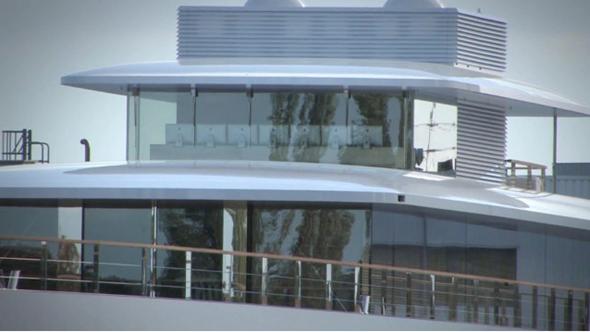 Steve Job's Yacht Venus