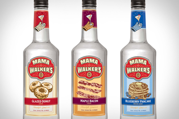 Mama Walker's Breakfast Liquor
