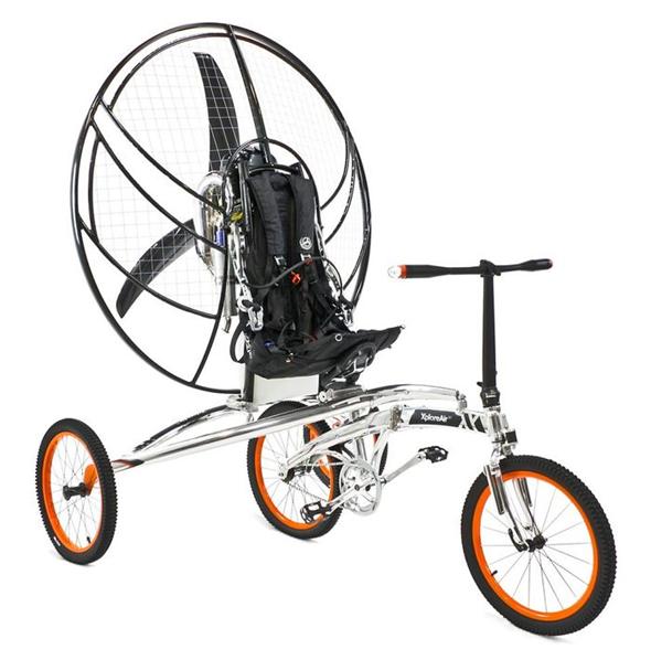XploreAir Paravelo Flying Bike