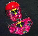 wearable hummingbird feeder