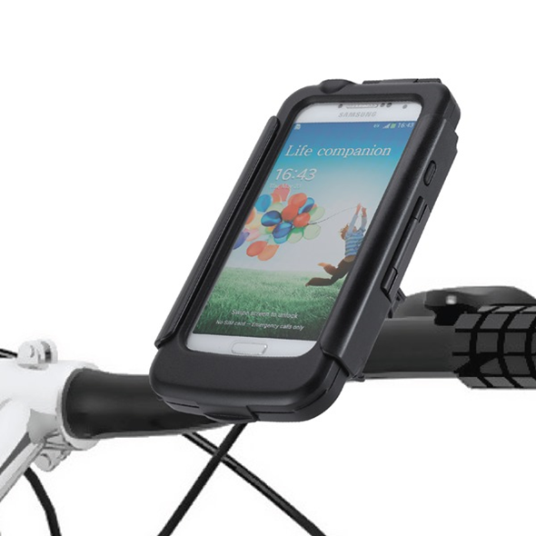 BikeConsole Power Plus Galaxy S4 Review