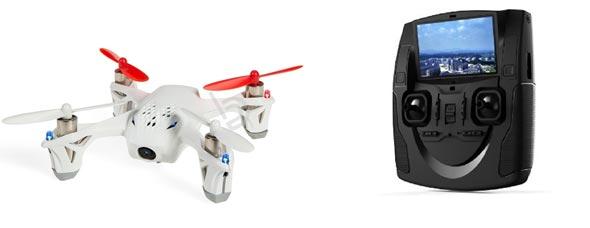 Hubsan X4 H107D FPV Quadcopter