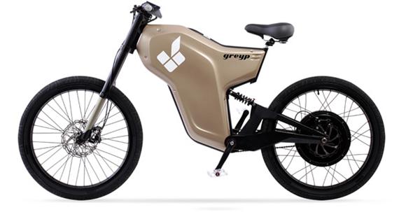Rimac Greyp G12 Electric Bike