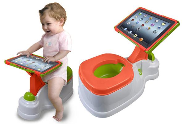 iPotty iPad Training Toilet